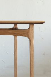 Handcrafted Dining Table detail